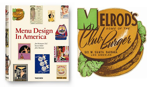 Menu Design in America, 1850�1985